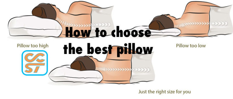 best-pillow-for-neck-pain-right-size-for-you